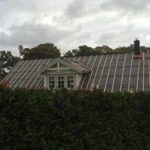takbyte och byta tak
