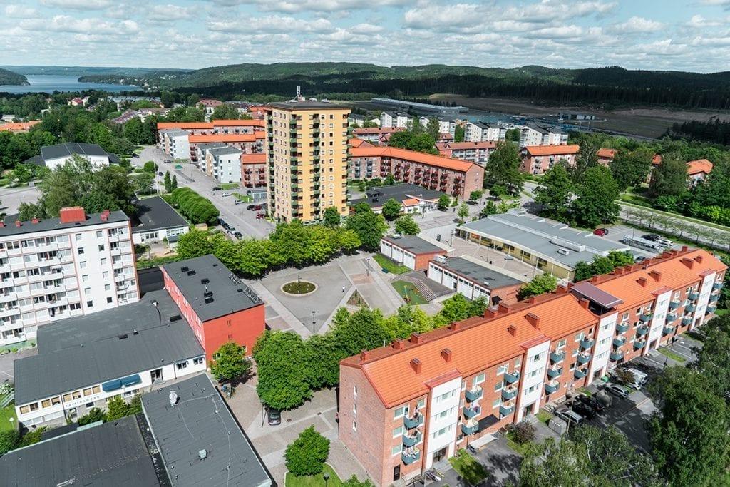 Takläggare i Borås