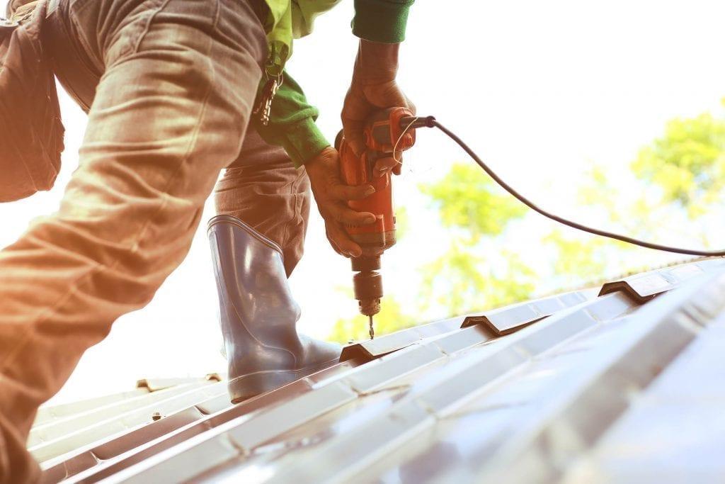 Takläggare & takläggning
